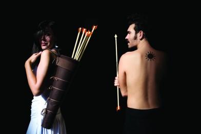 Emanuela Amadio Apollo e Artemide