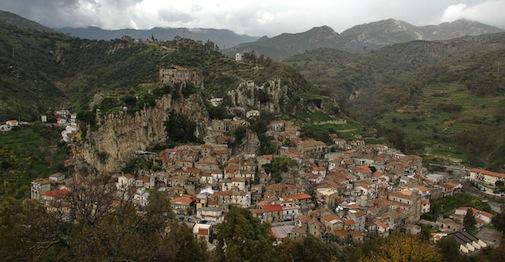 Palizzi-Panorama