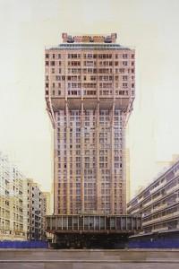 Nicolò Quirico, Milano monolite, 2015