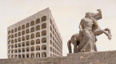 Nicolò Quirico, Roma Eur il trascinatore di masse,