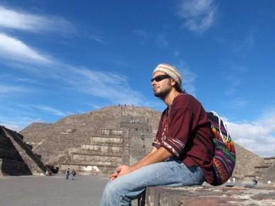 Di Battista ai tempi dei viaggi in Africa e Sud America