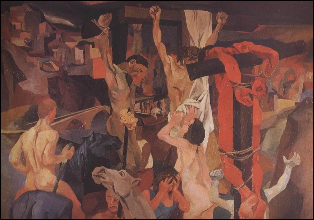 guttuso-crocefissione-1942