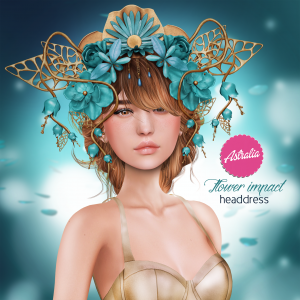 Astralia flower impact