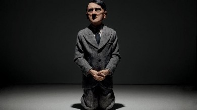 """Him"", Maurizio Cattelan"