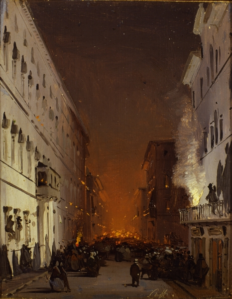 12. 1810-FP0757_Caffi Ippolito_Roma-Il carnevale-I moccoletti_inv 1810_foto Fotoflash 2002_h