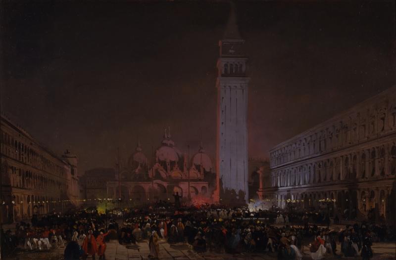 9. 1778-FP0089_Caffi Ippolito_Venezia-Sera di Carnevale_inv 1778_foto Franzini 2002_h