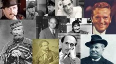 Alcuni massoni famosi italiani