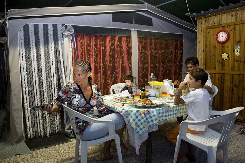 Federica Di Giovanni, Dalla serie Camping Italia, 2009