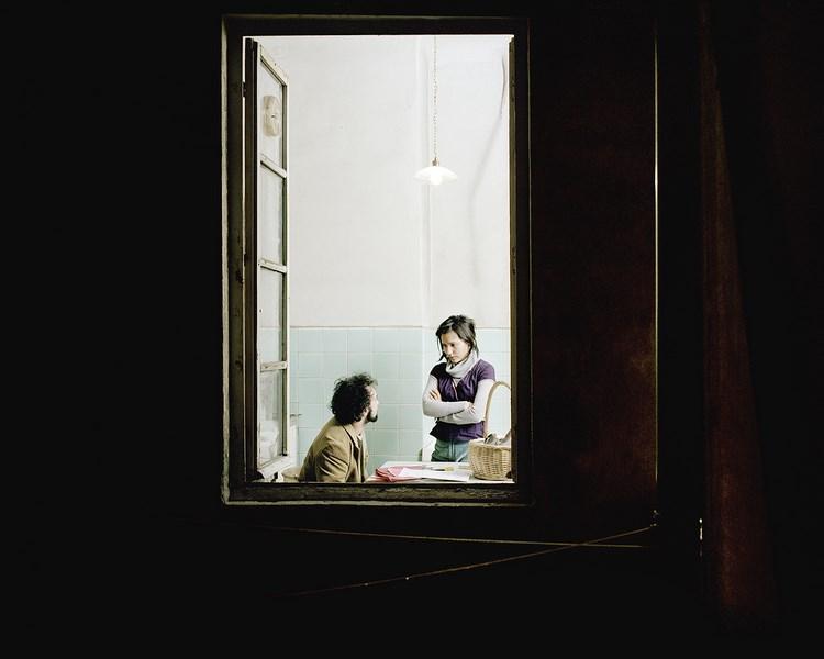 Giorgio Barrera, Dalla serie Attraverso la finestra. 2002