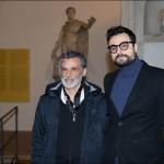 Enrico Lo Verso e Gabriele Tinti, couresty Dino Ignani