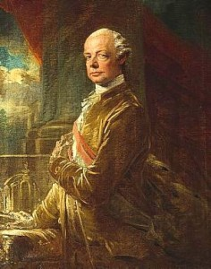Heinrich Füger,(1751–1818), Leopoldo II d'Asburgo-Lorena, olio su tela, 1790 ca, 111 × 88 cm, National Gallery, Praga [Public domain], via Wikimedia Commons