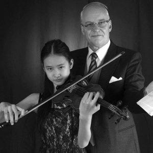 Master Class di violino M. Christian Anzinger