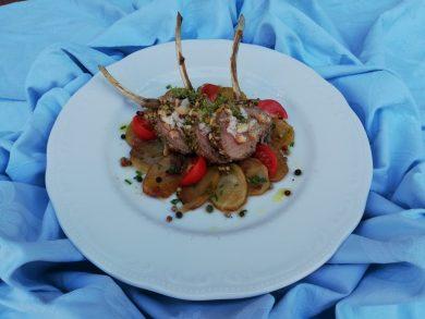 Se è lo chef ad essere celiaco La cucina di Fabio Oddone al sapore di spezie