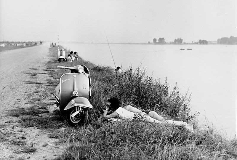 1963 Mario CATTANEO idroscalo_40x27