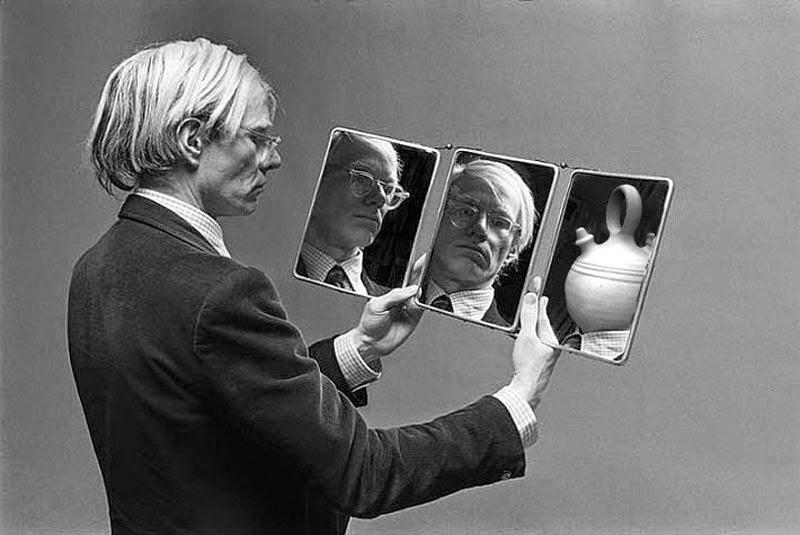 Andy Warhol. Essere icona