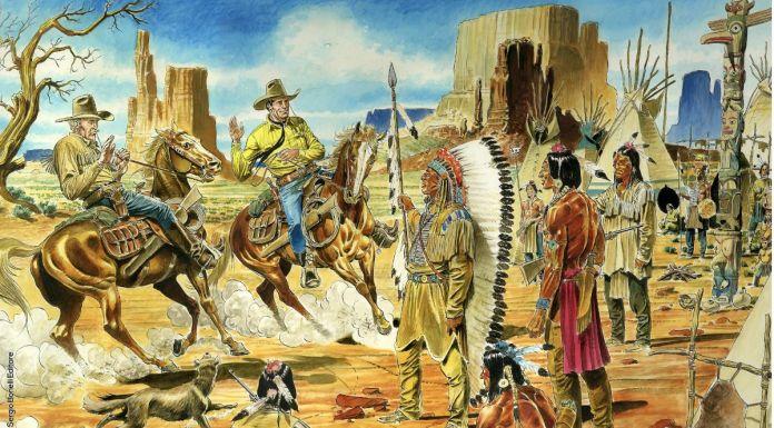 Tex Willer, un fumetto populista