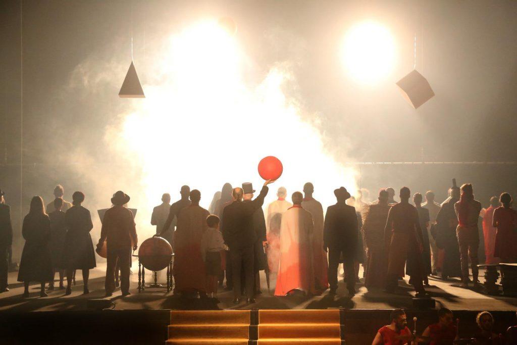 La Compagnia della Fortezza compie trent'anni. Nasce nel 1988 come laboratorio teatrale nella casa di reclusione di Volterra_i