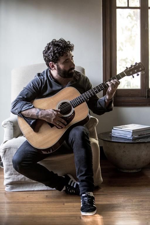 """Federico Zampaglione: """"Quella sera con mio padre e una chitarra blues..."""""""