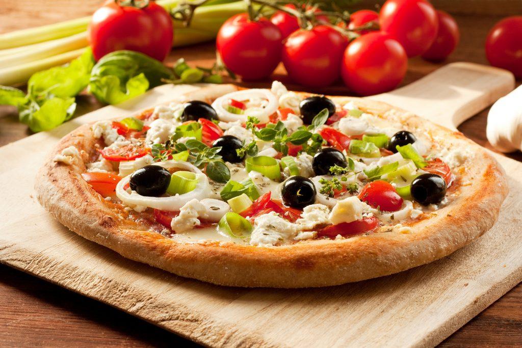I segreti della pizza per Stefano Capobianchi, pizzaiolo Elior alla BNL di Roma