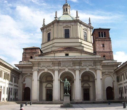 SanteVisioni. Milano, la colonna e gli infami