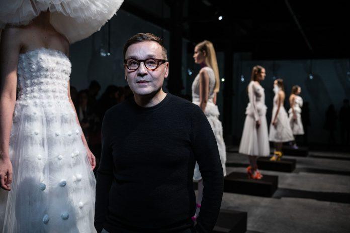 """""""Vertigo"""", al Mattatoio di Roma l'installazione tra arte e moda di Sylvio Giardina"""