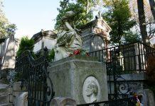 Il Père Lachaise, il cimitero dove hanno trovato la pace eterna i vip della cultura da Ableardo ed Eloisa a Jim Morrison passanodo per Oscar Wilde e Edith Piaf