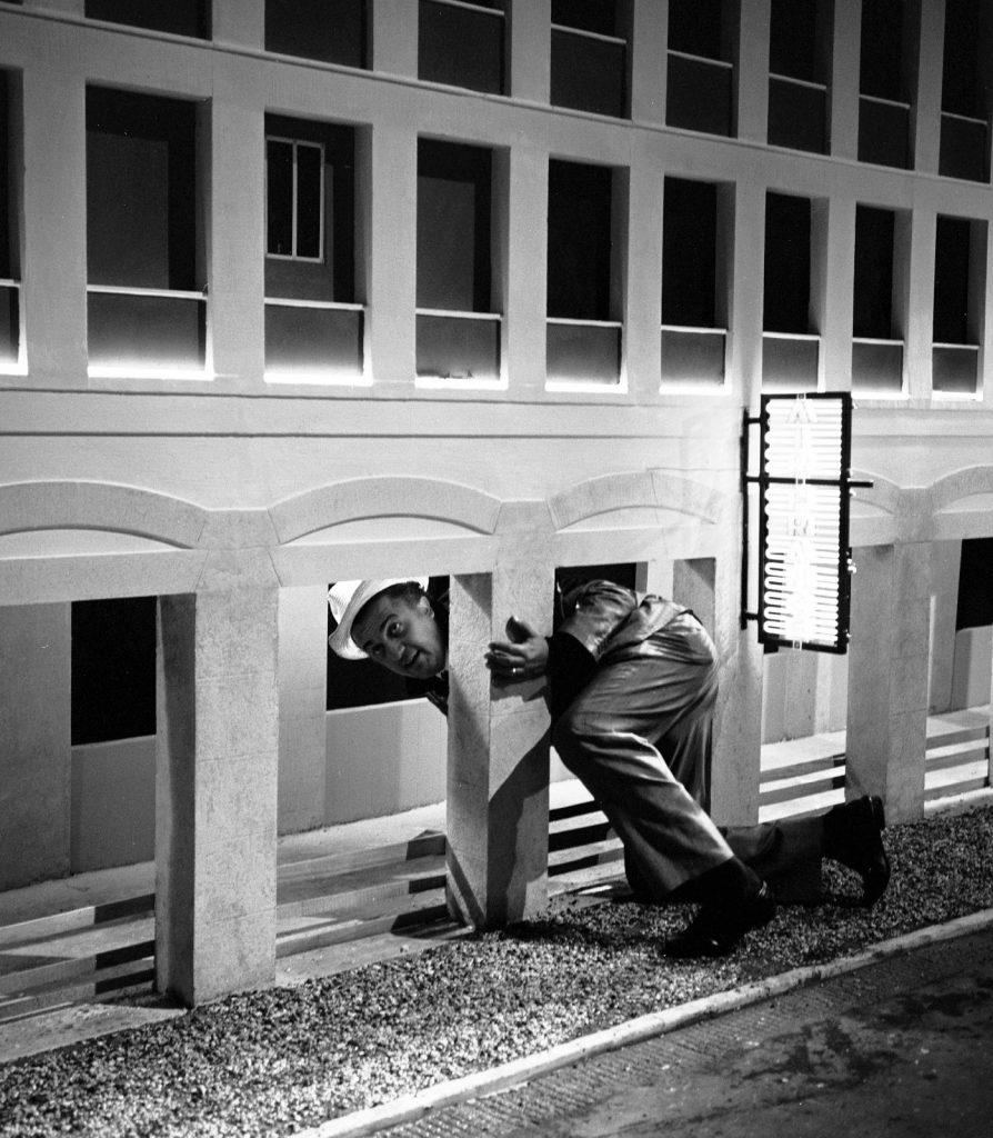 Fellini visto dall'occhio (fotografico) di Vittoriano Rastelli