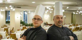 Elior guida il ristorante Biribissi di Sanremo con gli chef Marco Serina e Luca Faccioli