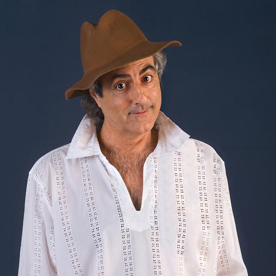 Fabrizio Maturani, in arte Martufello, attore e comico italiano, in scena per più di trent'anni al Bagaglino affianco a Oreste Lionello, si racconta a OFF