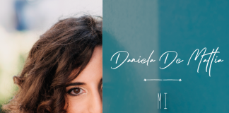 """""""Mi manca l'aria"""", il primo singolo di Daniela De Mattia"""