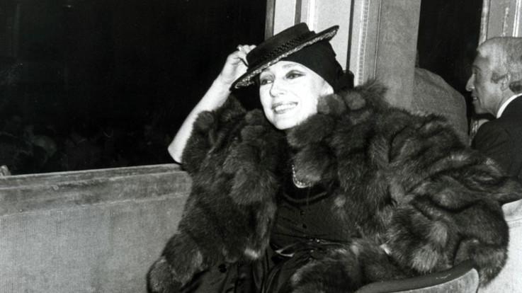 Valentina Cortese è scomparsa a Milano all'età di 96 anni, una delle attrici di punta del cinema italiano degli anni 40 e 50.