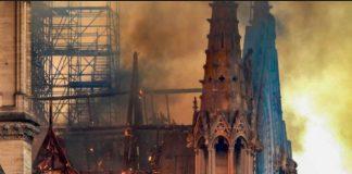 Il rogo di Notre-Dame e la decadenza dell'Occidente
