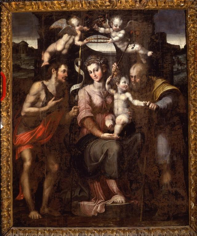 """""""Da Raffaello. Raffaellino del Colle"""",la mostra aperta sino al 13 ottobre a Palazzo Ducale di Urbino che toglie dalla penombra il seguace di Raffaello"""