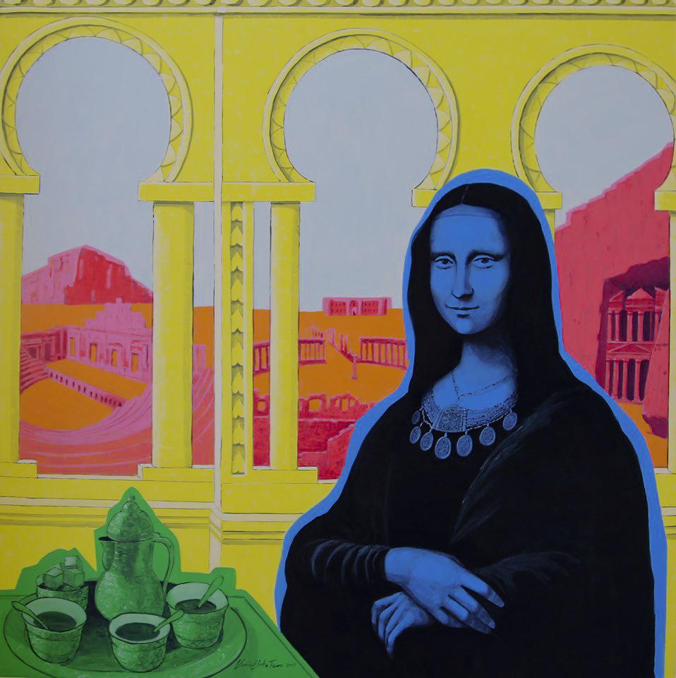 La mostra di Vania Eltettra Tam a Castel San Zeno
