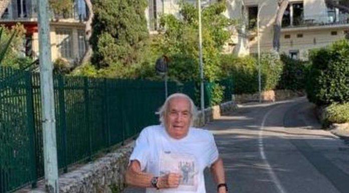 Alberto Peruzzo il prossimo 9 settembre parteciperà ai Campionati Europei Master 2019, unico atleta a partecipare a due disciplin