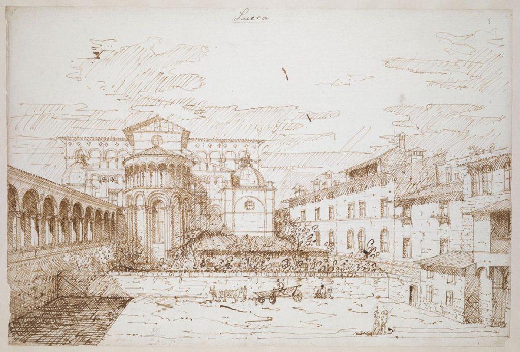 """""""Bernardo Bellotto 1740. Viaggio in Toscana"""" alla Fondazione Ragghianti di Lucca in una delle più belle mostre di questi ultimi anni"""