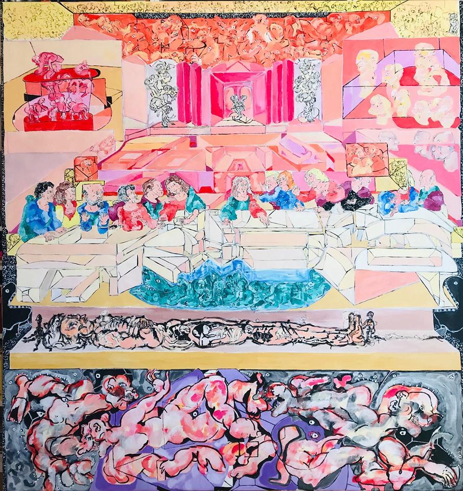 A Villa Contemporanea la mostra di Annino e Bisceglie