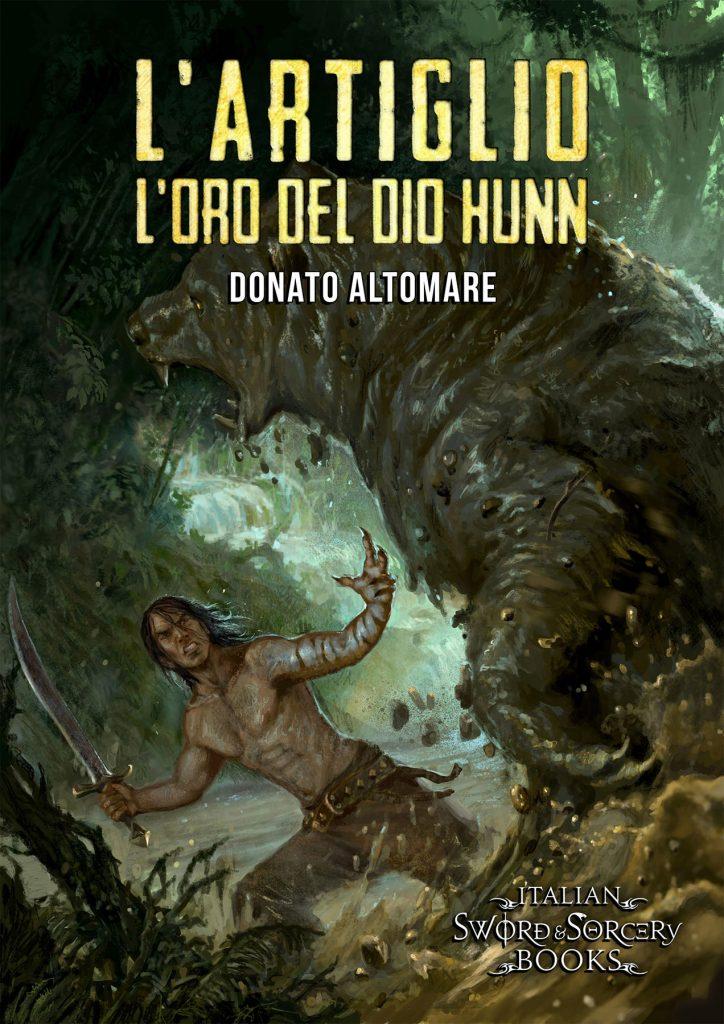 L'artiglio, il romanzo fantasy di Donato Altomare