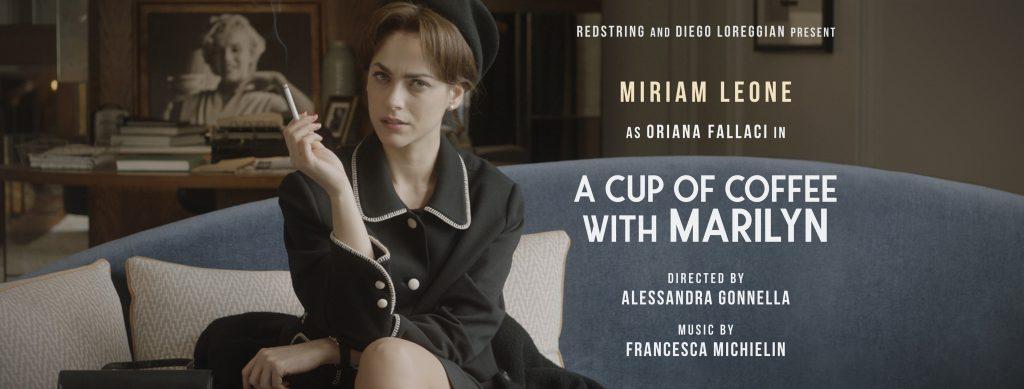 """Per il Giornale OFF intervistiamo la regista di """"A Cup of Coffee with Marilyn"""", Alessandra Gonnella, classe '95 e ammiratrice di Oriana Fallaci."""