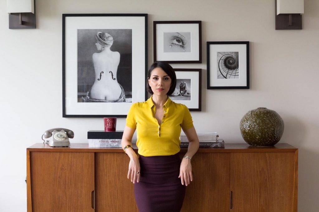 Rossella Migliaccio, consulente d'immagine che ha portato in Italia l'armocromia, scienza del colore applicata all'estetica, si racconta a OFF