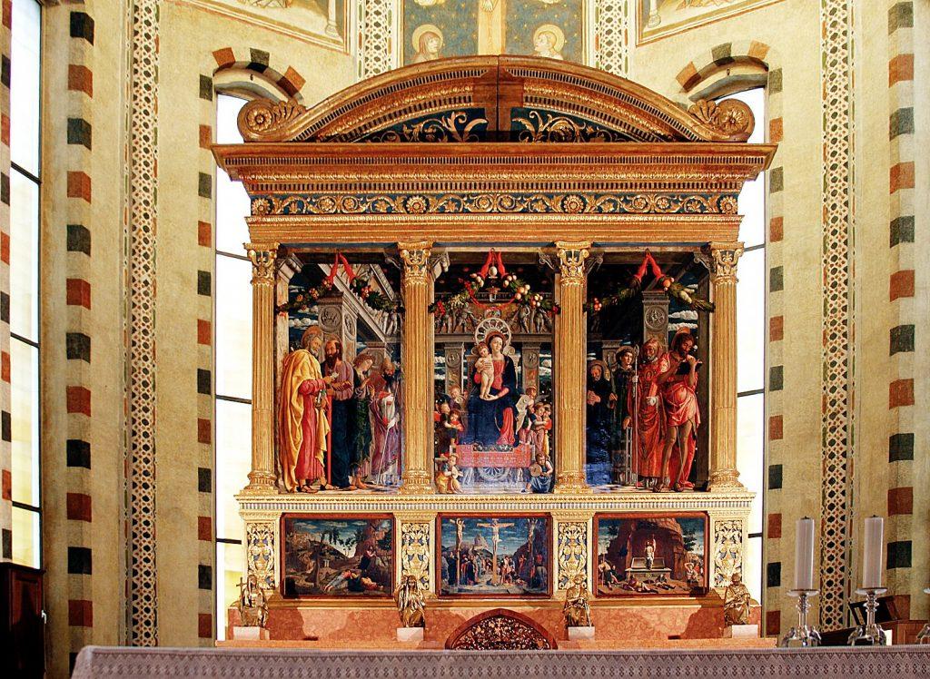 La mostra del Mantegna a Palazzo Madama a Torino