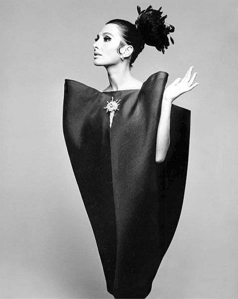Balenciaga - Alberta Tiburzi by Hiro - Harper's Bazaar