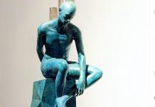 """""""La città, l'uomo, l'anima e il tempo"""", la mostra di Marcello Silvestre"""