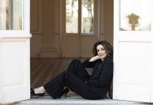 """Manuela Mandracchia è tra le protagoniste della nuova serie Netflix """"Luna Nera"""", in cui interpreta la strega Tebe"""