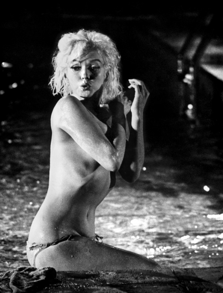 Marilyn Monroe in Something's got to give