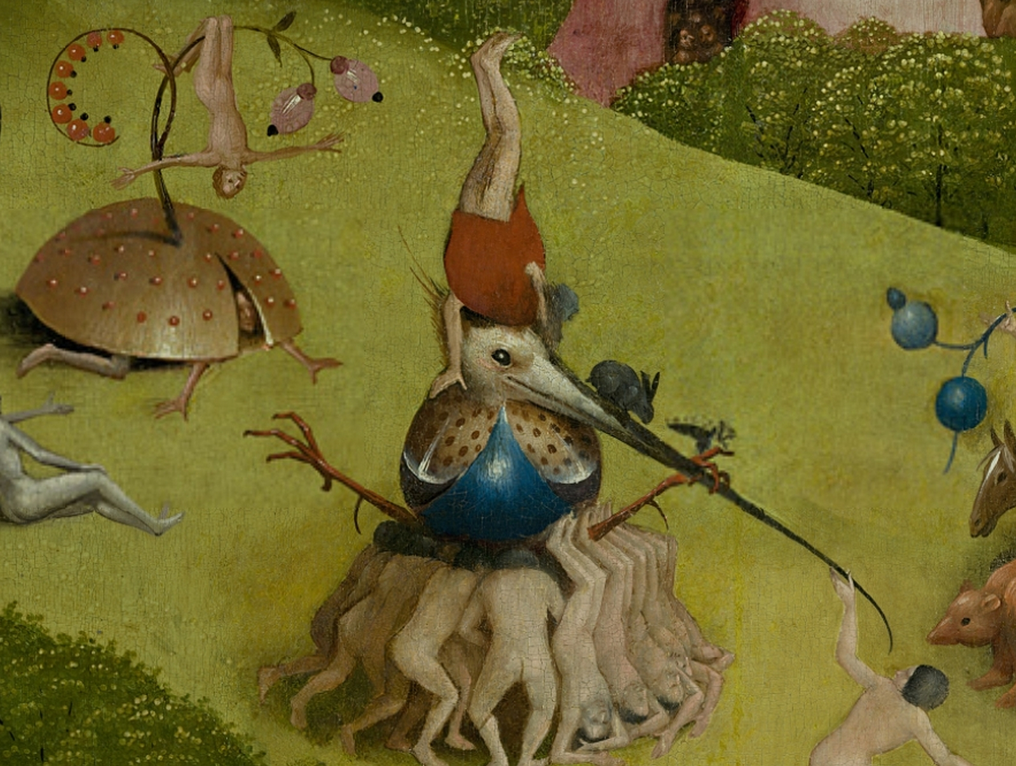 Bosch,_Hieronymus_-_The_Garden_of_Earthly_Delights,_central_panel_-_Detail_Men_upside_down_(upper_left)