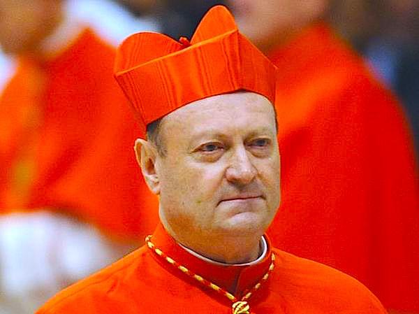 card. Gianfranco Ravasi, ministro della cultura del Vaticano