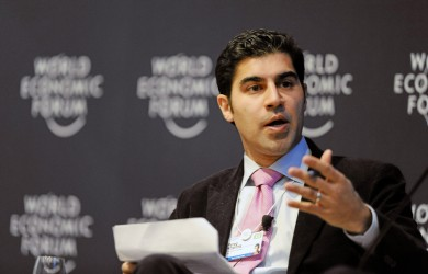The Next Map of Global Growth: Khanna