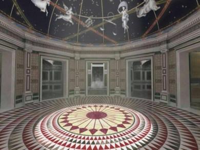 Domus Aurea: la ricostruzione tridimensionale della reggia di Nerone