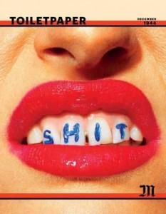 copertina di ToiletPaper